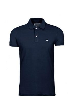 Lufian Laon Spor Polo T- Shirt Koyu Lacivert