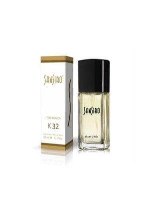 Sansiro K32 50 ml Kadın Parfümü