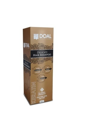 DOAL Delicate Keratin Şampuan 200 ml 8699444240947