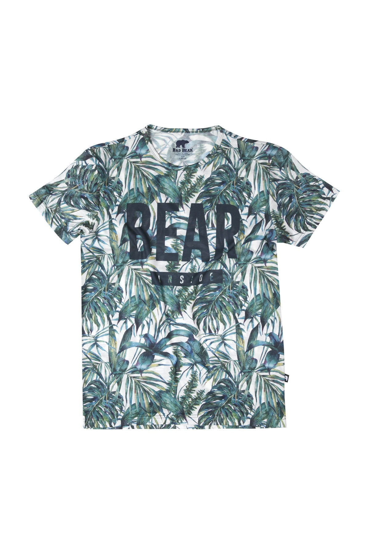 Bad Bear BEAR INSIDE OFF-WHITE 1