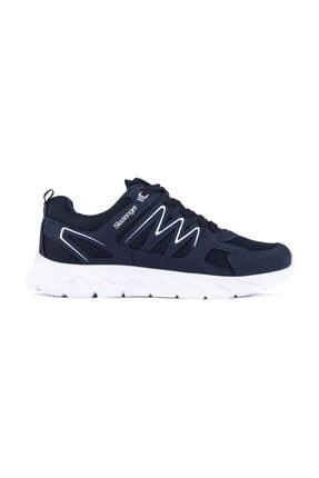 Slazenger Kronos Sneaker Erkek Ayakkabı Lacivert