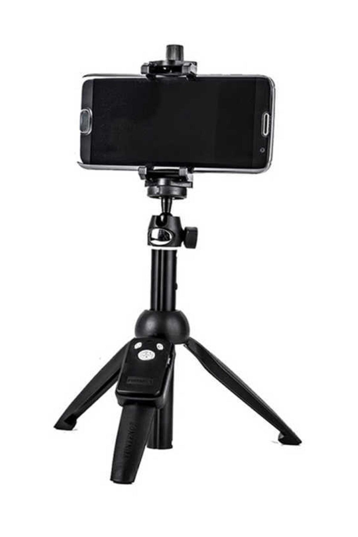 Elfia Iphone Xr Telefon Tutucu Tripod Selfie Çubuğu 1