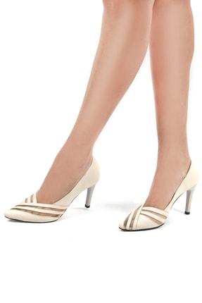 Gökhan Talay Ten Kadın Klasik Topuklu Ayakkabı 18161001