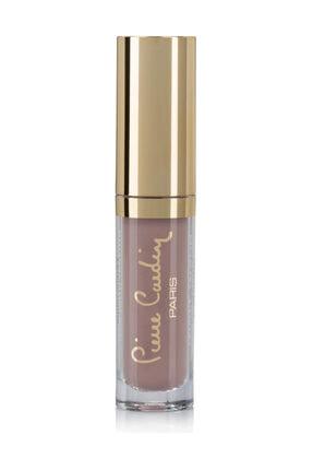 Pierre Cardin Likit Mat Ruj - Matt Wave Liquid Lipstick Mocha Cream 8680570455176