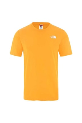 THE NORTH FACE The North Face Redbox Erkek T-Shirt Turuncu