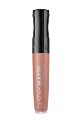 RIMMEL LONDON Ruj - Stay Matte Liquid Lipstick 708 Mwah 3614226323804