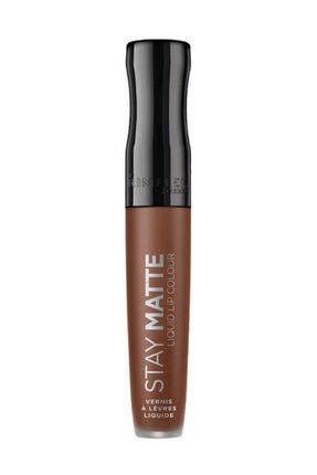 RIMMEL LONDON Ruj - Stay Matte Liquid Lipstick 731 Scandalous 3614226468635