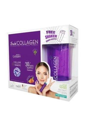 Suda Collagen + Probiotic Mandarin & Mango Saşe 30x10 gr