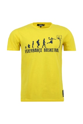 Fenerium Çocuk Fenerbahçe 19/20 Basketbol Gelişim T-Shirt TK010C9S11