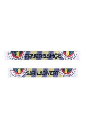 Fenerbahçe Fenerbahçe Sarı-Lacivert Taraftar Atkı TA145UAK13