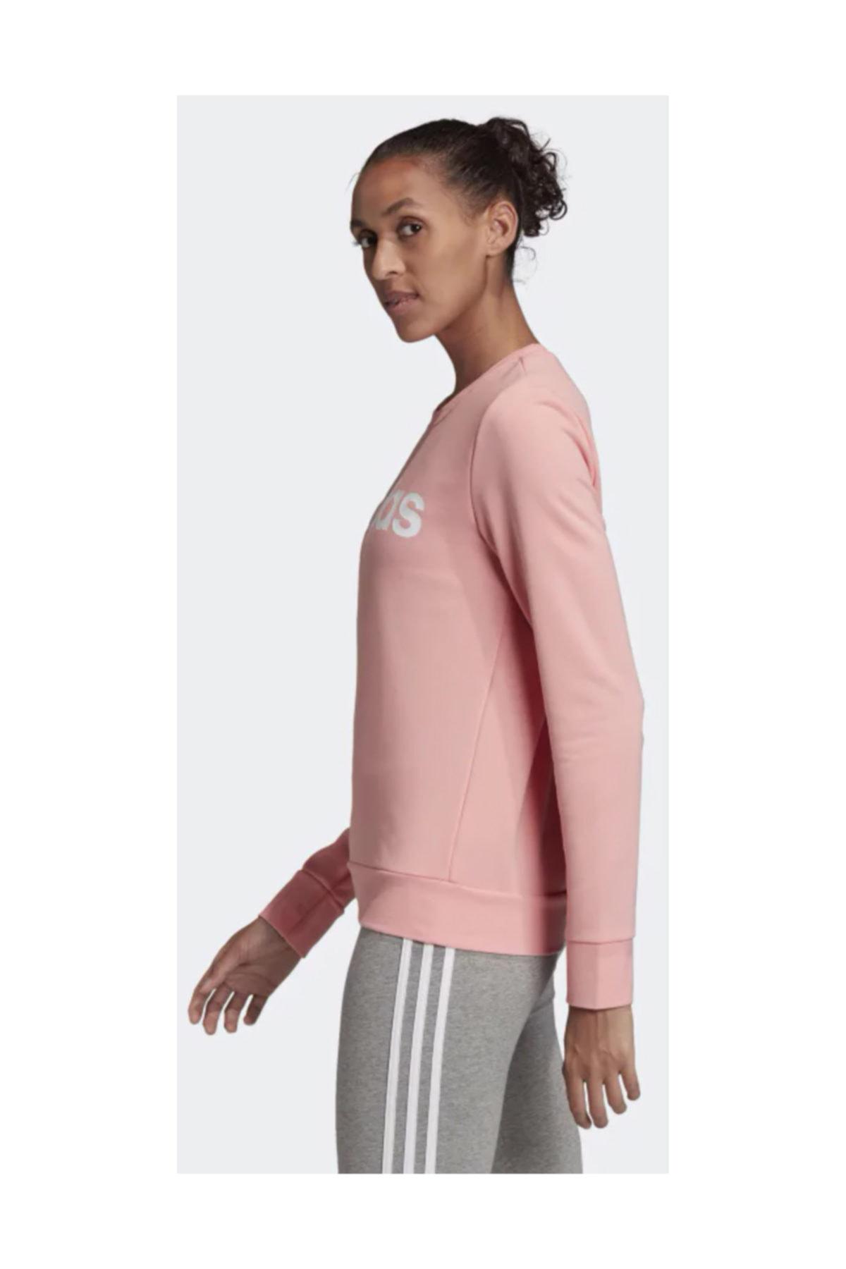 adidas Kadın Sweatshirt W E Lin Sweat Fm6433 2
