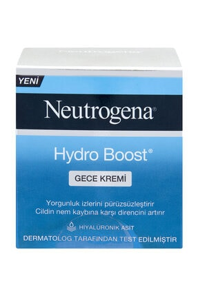 Neutrogena Neutrogena Hydro Boost Gece Kremı 50Ml