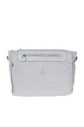SMART BAGS Gri Kadın Bel Çantası 0Smgw2020027
