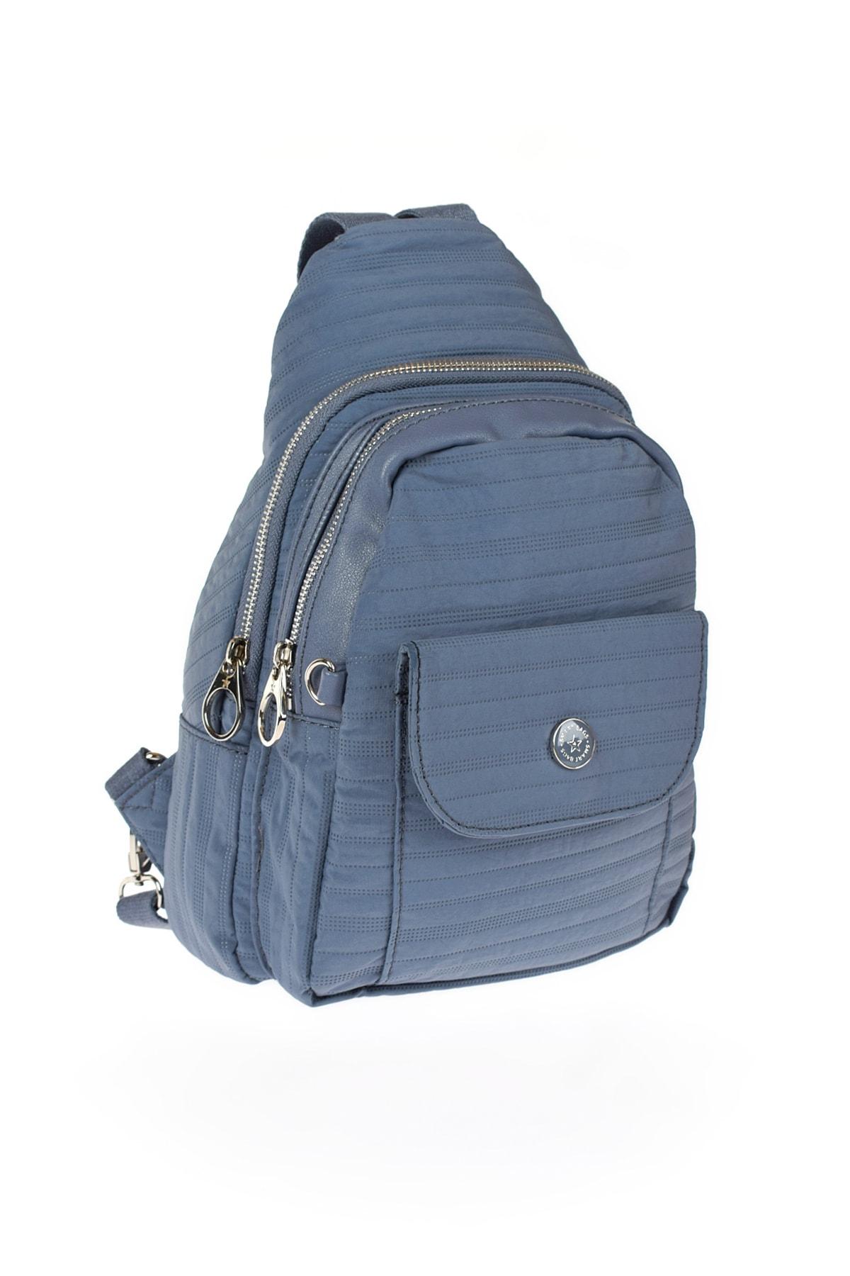 SMART BAGS Siyah Kadın Bel Çantası 0Smgw2020021 2