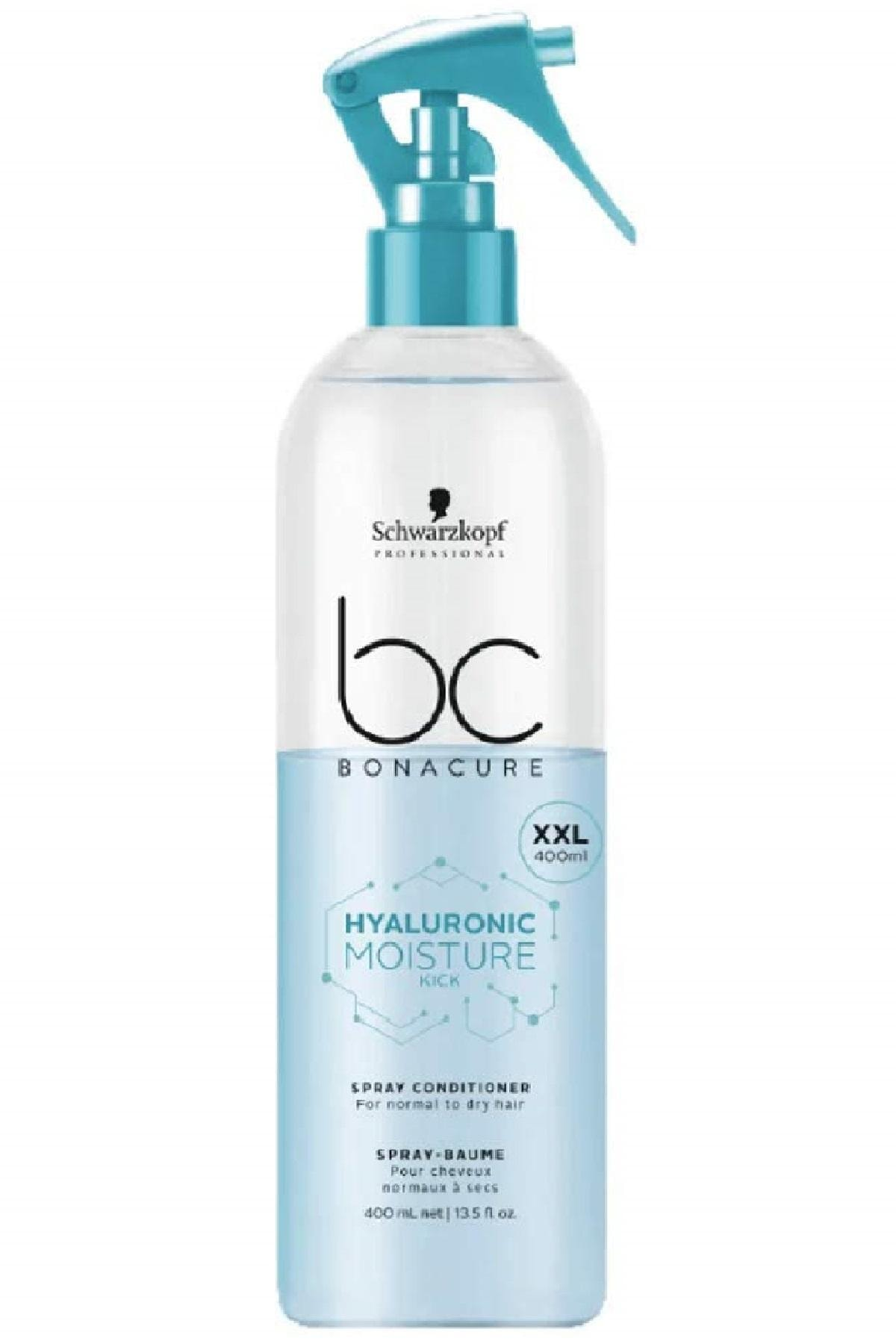 Bonacure Hyaluronic Moisture Kick Nem Yükleme Sprey Krem 400 ml 1