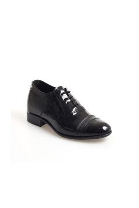 AYAK-KABI Erkek Siyah Rugan Maskeletli Ayakkabı