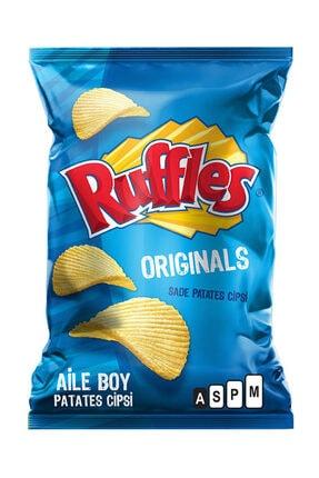 Ruffles Ruffles Originals Patates Cipsi Aile Boy 61 G