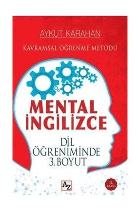 Az Kitap Mental İngilizce