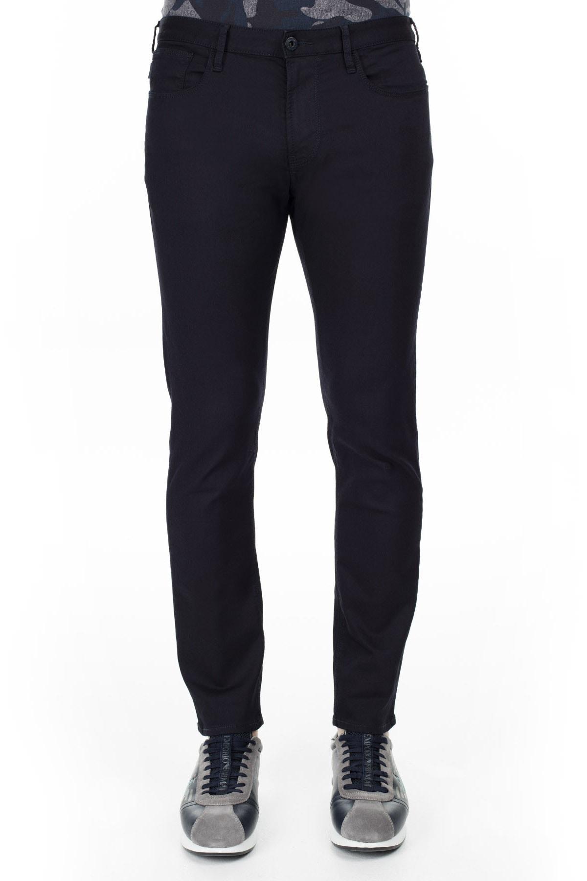 Armani Jeans Armani J06 Jeans Erkek Pamuklu Pantolon 3Y6J06 6N00Z 0519 2