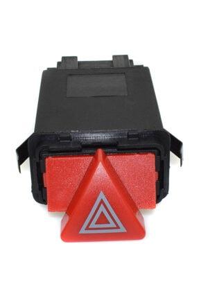 parçazamanı Audi A6 1997-2005 Dörtlü Flaşör Düğmesi 4b0941509c 10 Pin