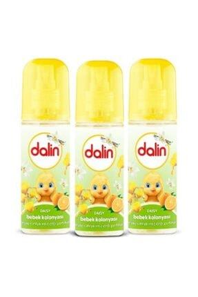 Dalin Bebek Kolonyası Daisy 150 Ml X 3 Adet