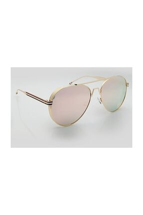 Golf Club Kadın Oval Güneş Gözlüğü GK047SARIPEMBE-T1