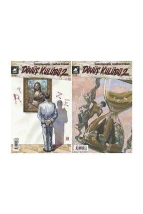 Ayrıntı Yayınları Dövüş Kulübü 2 Sayı:5 - Cameron Stewart,Chuck Palahniuk