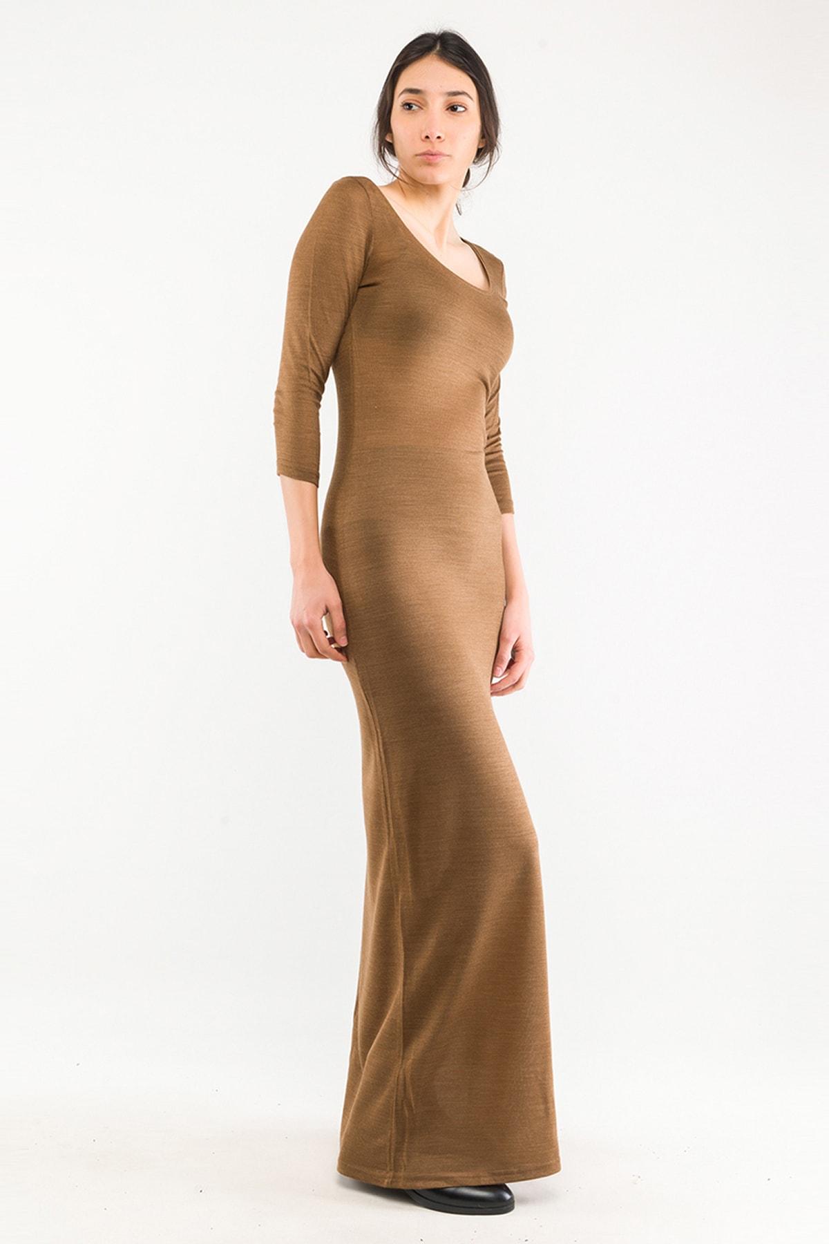 Vero Moda Kadın Tunik Camel Vr012 2