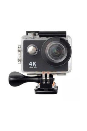Gomax 4k Wifi Sports Ultra Hd Su Geçirmez Aksiyon Kamerası Siyah