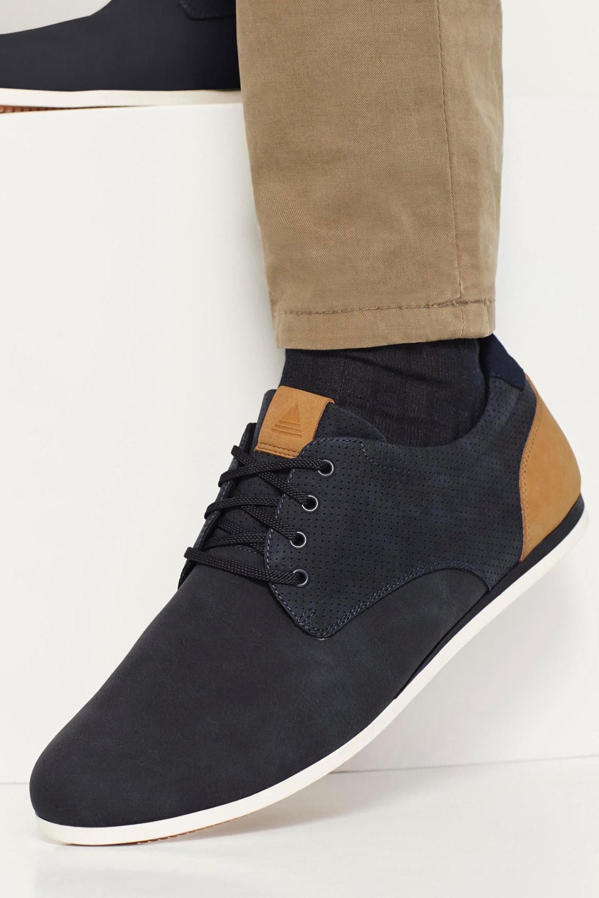 Aldo IBARENI - Lacivert Erkek Sneaker 1