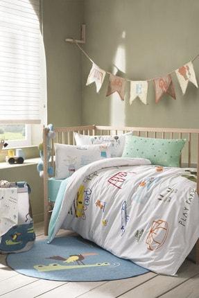 Yataş Bedding Playground Ranforce Bebek Nevresim Takımı