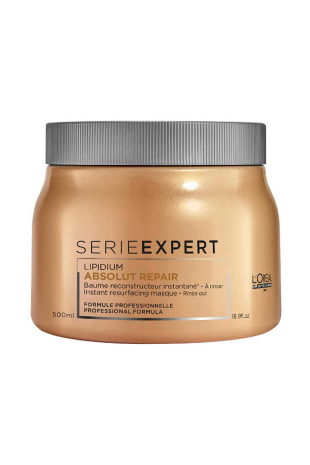 L'oreal Professionnel Serieexpert Absolut Repair Gold Masque Saç Maskesi  500 ml 3474636481781 1