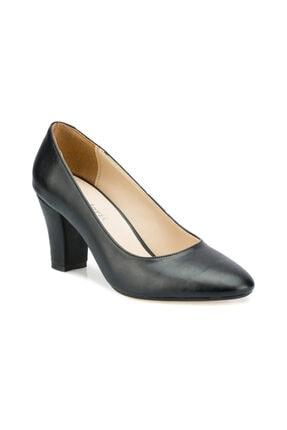 Polaris Siyah Kadın Topuklu Ayakkabı 315132.Z