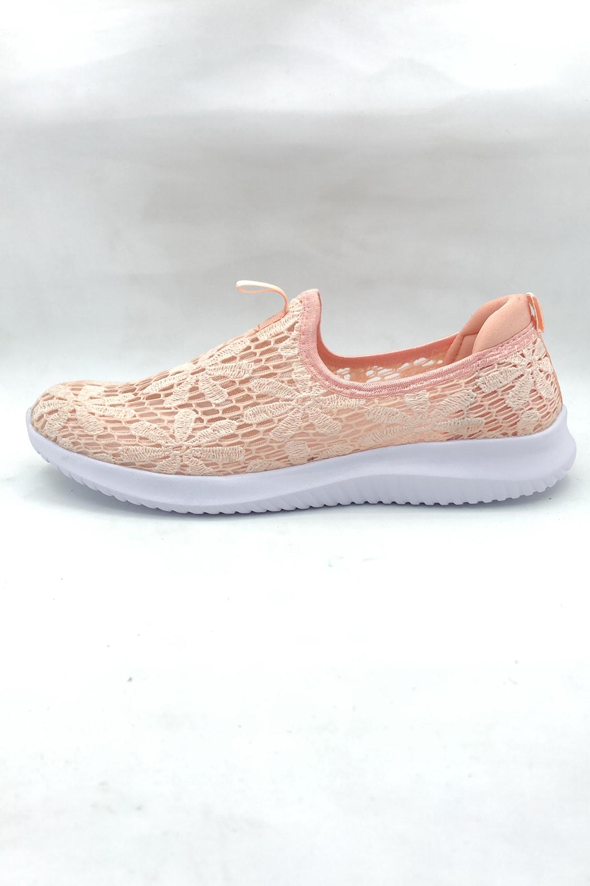 Pierre Cardin Pc-30165-bayan Spor Ayakkabı Somon-1 1