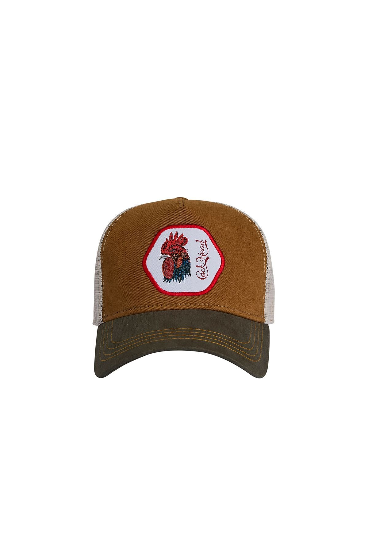 Bad Bear Erkek Şapka ROOSTER CAP MUSTARD 1