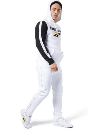 Reebok CL V P Beyaz Erkek Eşofman Altı