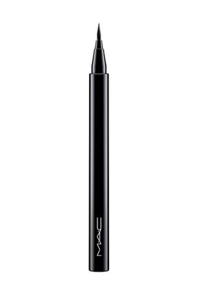 M.A.C Eyeliner - Brushstroke 24-Hour Eyeliner Brushblack 773602543878