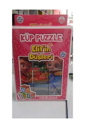 Adel Küp Puzzle Elif'in Düşleri