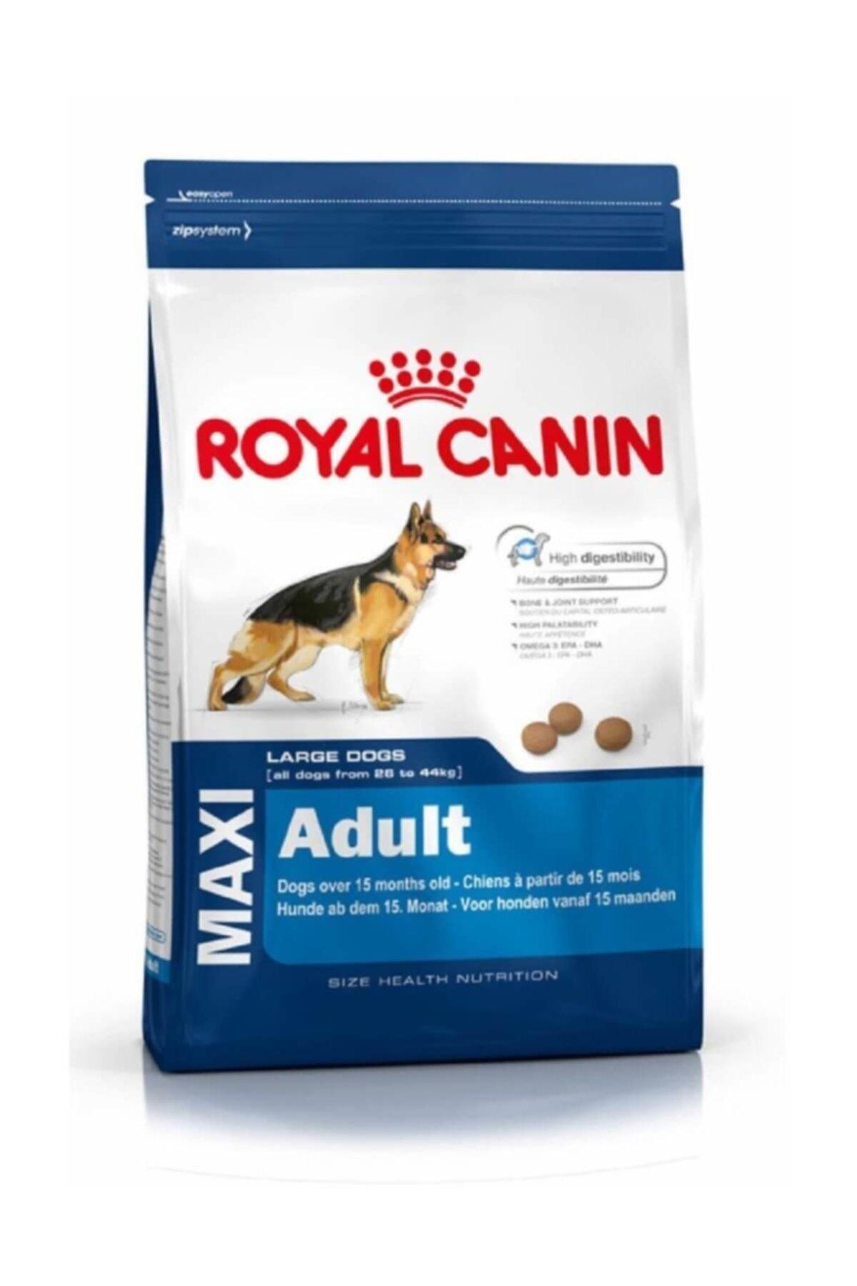 Royal Canin Maxi Adult Büyük Köpek Maması - 15 kg 1