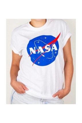 YGMR Fashion Nasa Baskılı Tişört