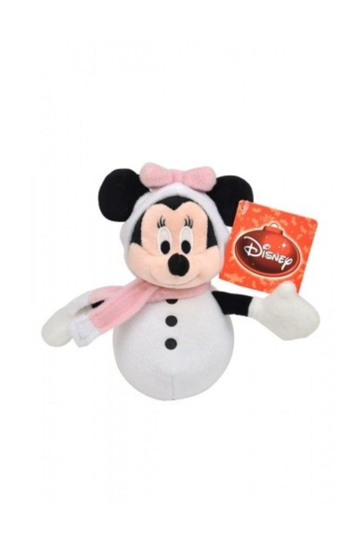 MINNIE Disney Mmch Temalı - Minnie Yılbaşı Kıyafetli 20Cm / 1