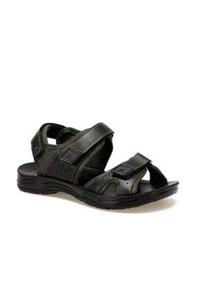 PANAMA CLUB Alba Siyah Erkek Çocuk Sandalet