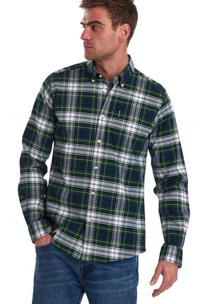 Barbour High Chk 11 Tf Green