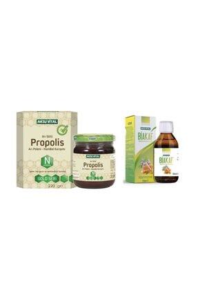Shiffa Home Propolisli Arı Sütü Bal Polen Karışımı (n) 8.000 mg&biakaff Kekik Içeren Sıvı Takviye Edici Gıda
