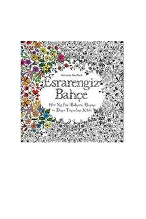 Edam Yayınları Esrarengiz Bahçe Mandala & Yetişkinler & Her Yaş Için Boyama