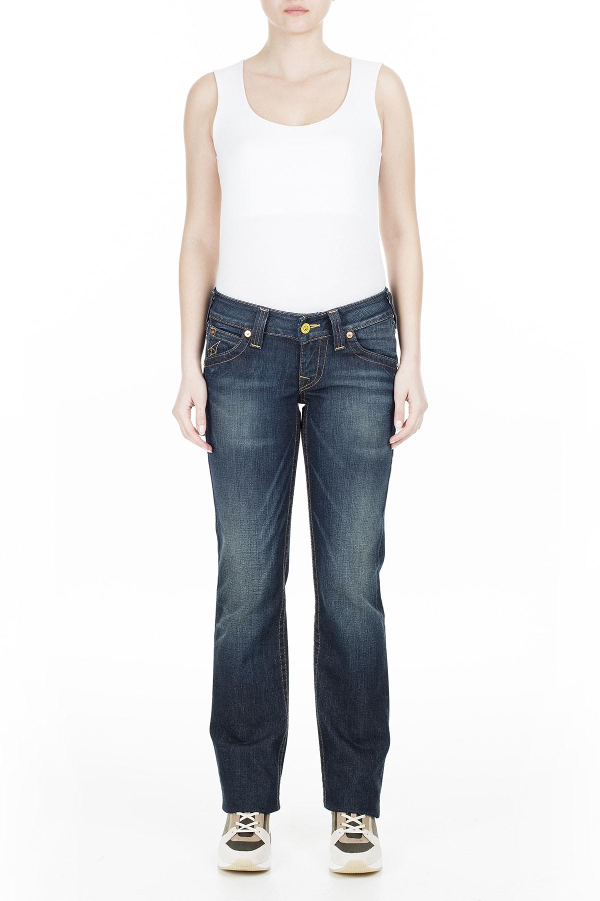 True Religion Jeans Kadın Kot Pantolon W102076E41D1 1