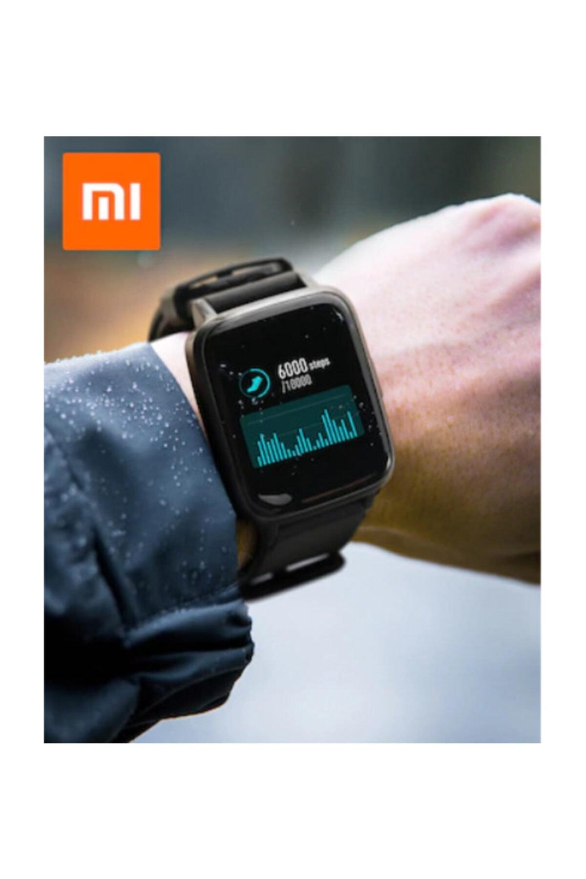 Xiaomi Haylou Ls 01 Akıllı Saat - Ip68 Suya Dayanıklı - Nabız Takip 2