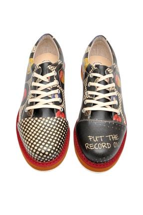 Dogo Çok Renkli Kadın Ayakkabı DGBRK017-205