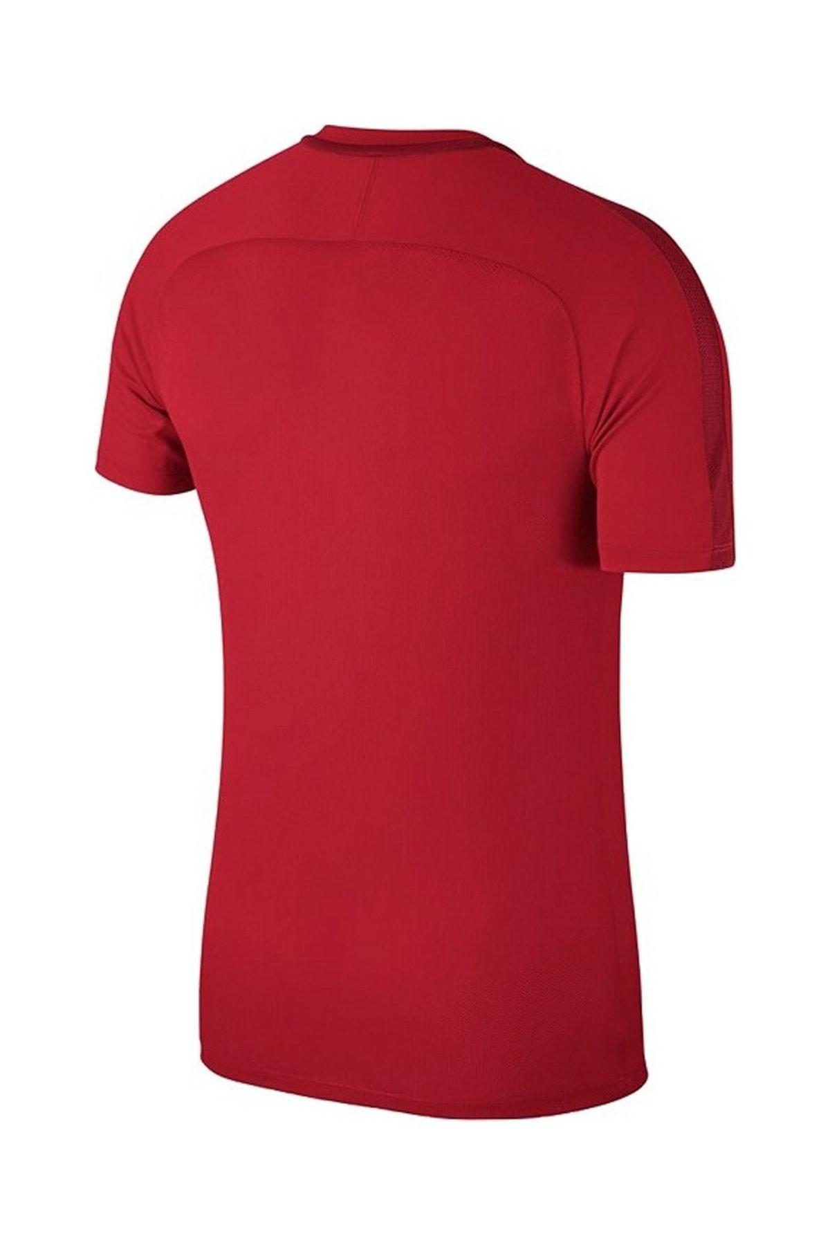 Nike Kids Kırmızı Çocuk Dry Academy 18 Top Spor Tişört 2