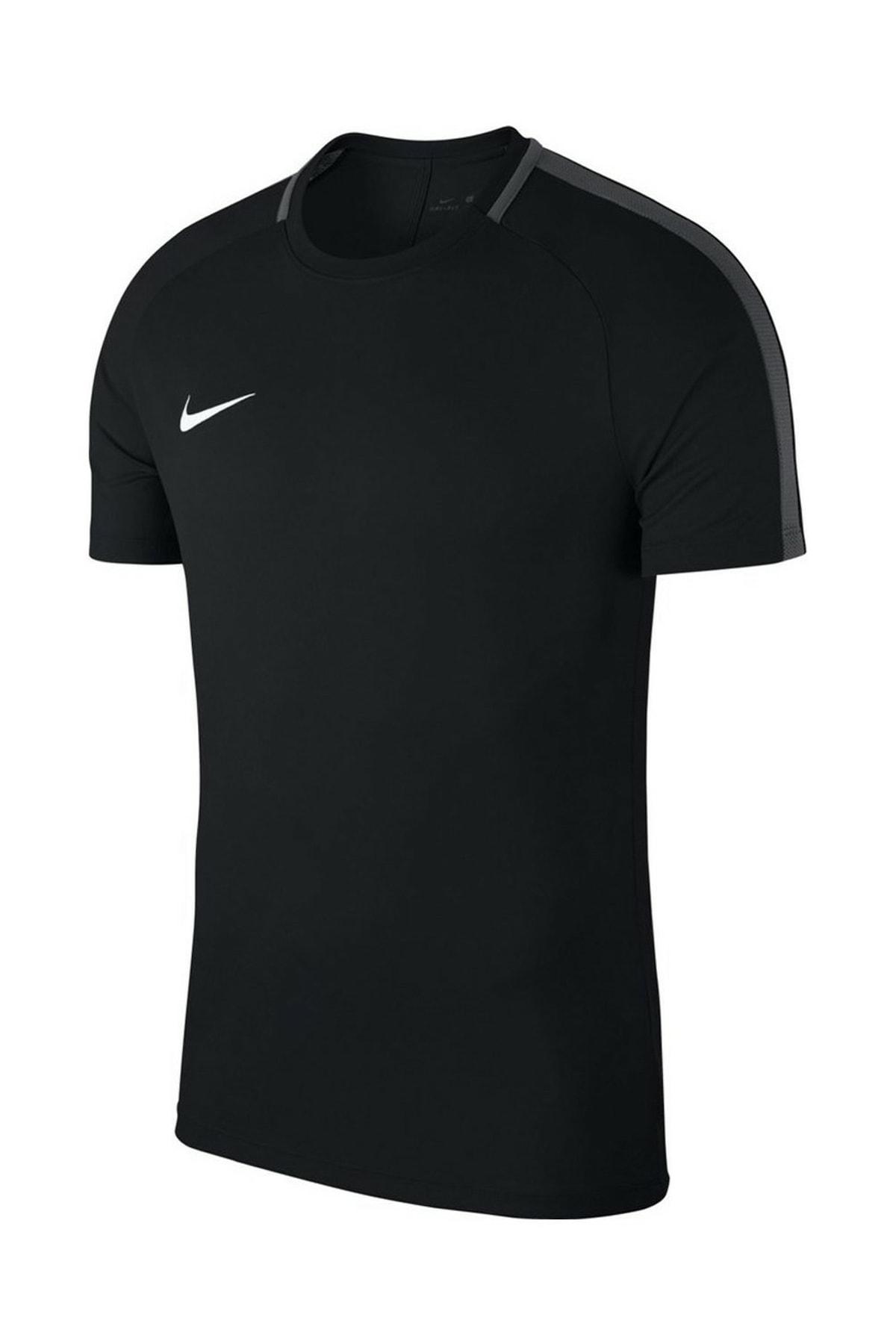 Nike Kids Siyah Çocuk Dry Academy 18 Top Spor Tişört 1